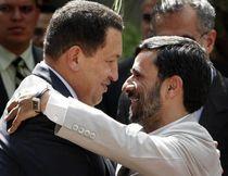 Chávez et Ahmadinejad