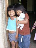 Enfants pemon