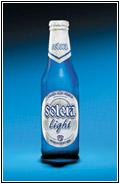 Bouteille de Solera light
