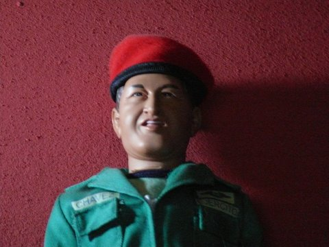 Poupée Chávez
