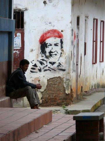 Graffiti à Tostos