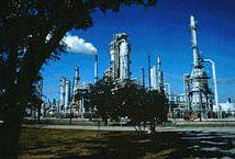 La raffinerie de Chalmette (Louisiane)