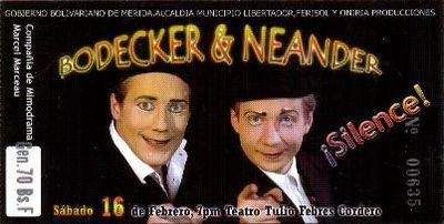 Neander y Bodecker