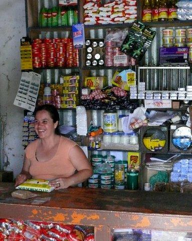Épicerie rurale