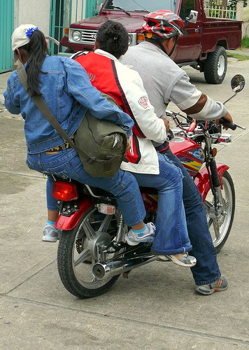 Moto chinoise