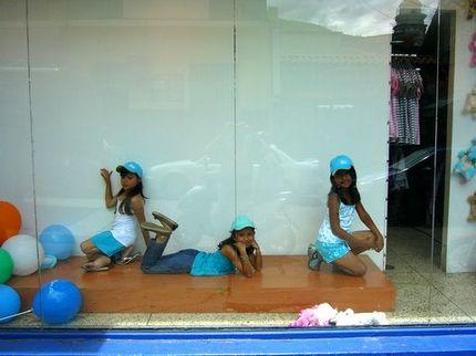Les petites filles...