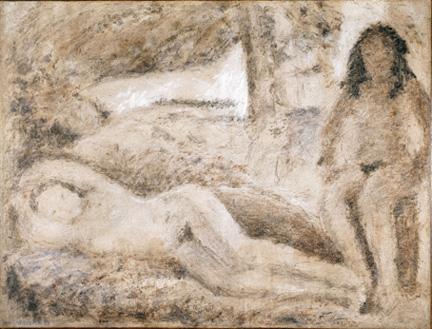"Armando Reverón ((1889-1954), ""Light Behind My Arbor,"" 1926"