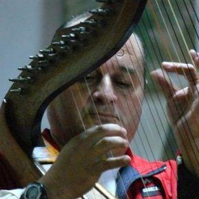 La harpe, instrument céleste duVenezuela