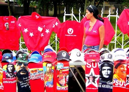 Che, Bolivar, Chávez & Friends