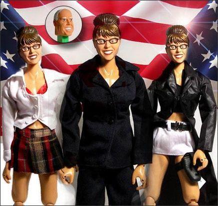 poupées Sarah Palin