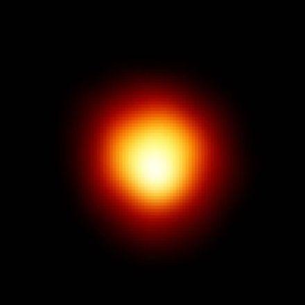 Un planète nommée Vételgeuse...