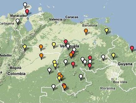 Langues en danger au Venezuela