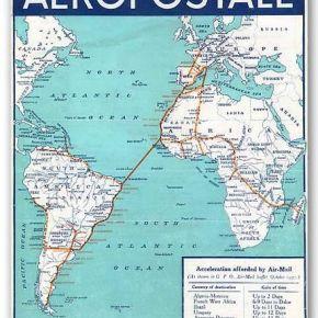 L'Aéropostale de Mermoz et Saint-Exupéry vole encore (mais pour combien detemps?)