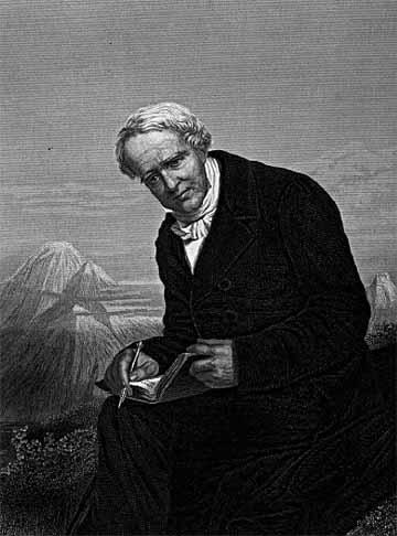 Portrait de Humboldt