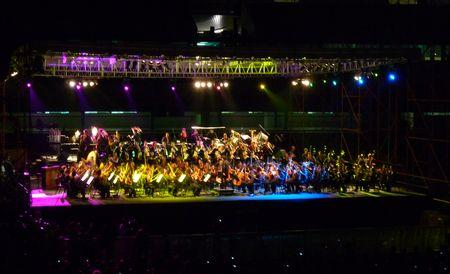 Concert de Dudamel à Mérida