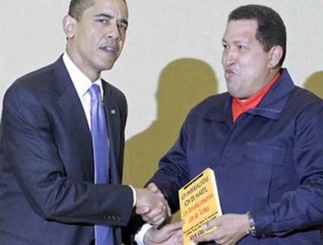 Le livre que Chávez a offert à Obama