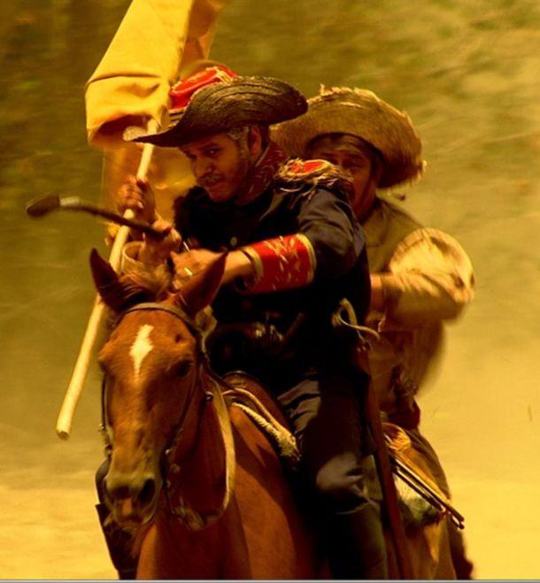 Zamora, film de Roman Chalbaud