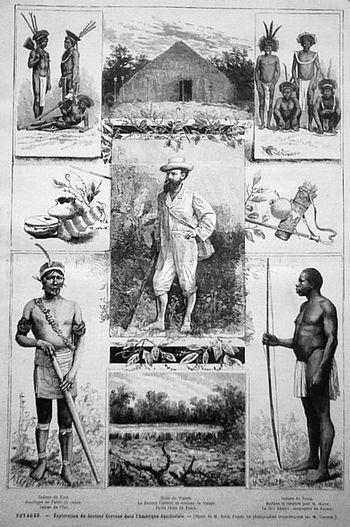 Jules Crevaux, explorateur