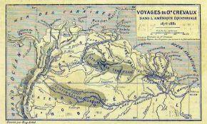 Jules Crevaux, l'explorateur aux piedsnus