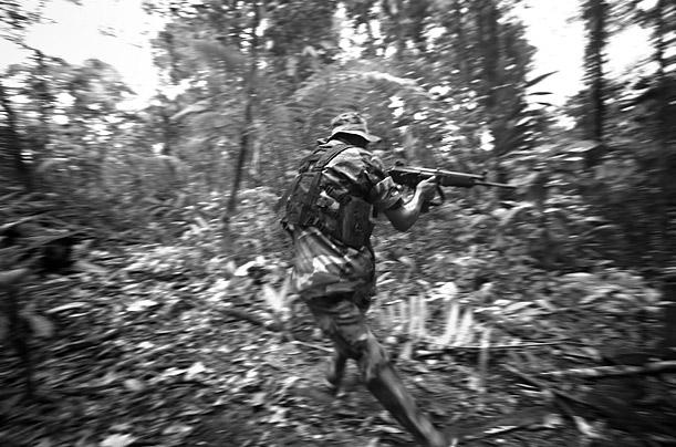 Dans la jungle avec les FARC
