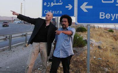 Alain Soral et Dieudonné en mission au Liban