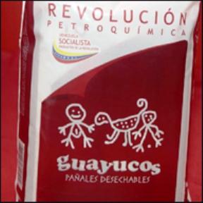 Les couches pour bébés Guayucos