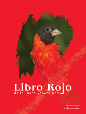 Libro Rojo de la fauna venezolana