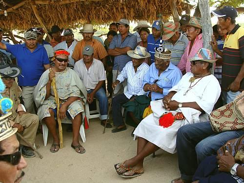 Le système normatif Wayuu, appliqué par le Pütchipü'üi (palabrero)