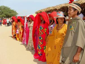 Les femmes jouent un rôle majeur dans la société Wayuu