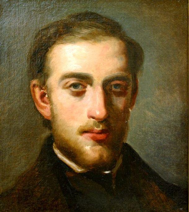 Fritz Melbye, par Camille Pissarro