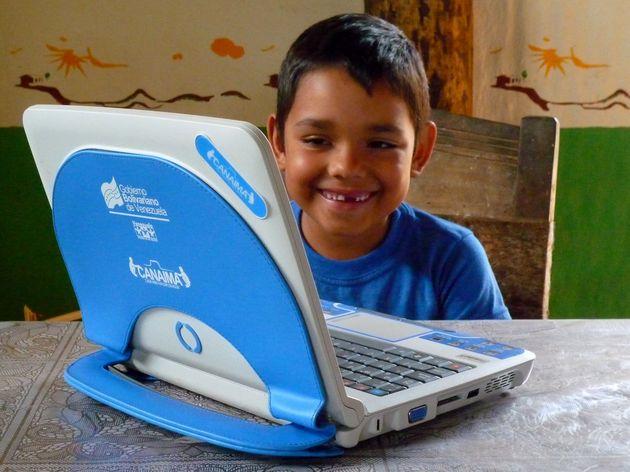 L'ordinateur Canaima