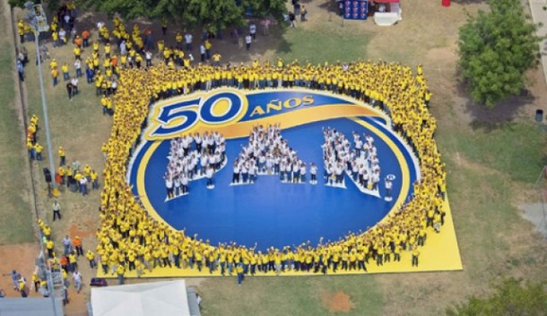 Harina PAN fête ses 50 ans