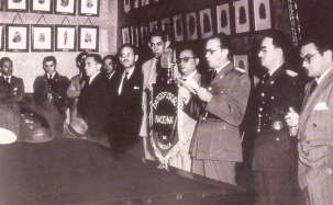 La junte de gouvernement (1945-1948)