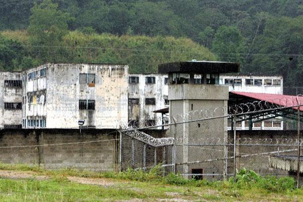 La prison de El Rodeo