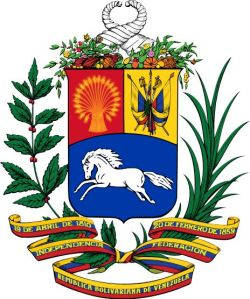 Armoiries du Venezuela