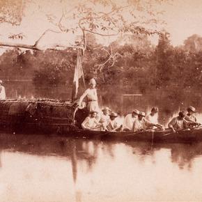 Auguste Morisot, peintre de l'Orénoque (I)