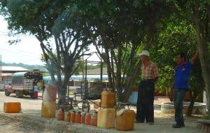 Pimpinero à Cúcuta (Colombie)
