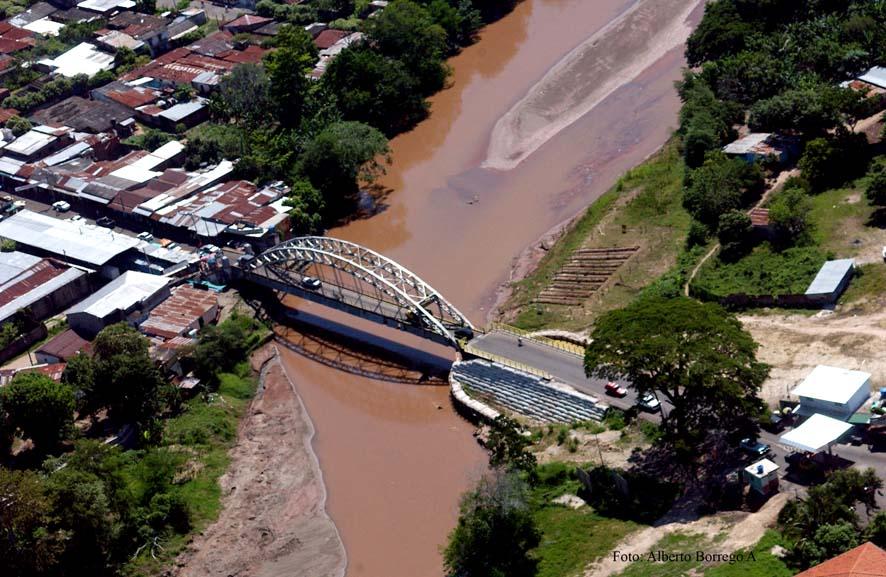 Pont Union entre Venezuela y Colombia (Puerto Santander)