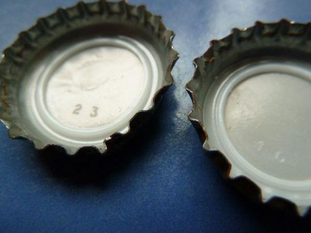 Capsules de bière Polar