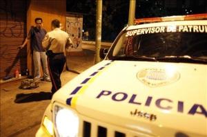 Police et criminalité à Caracas