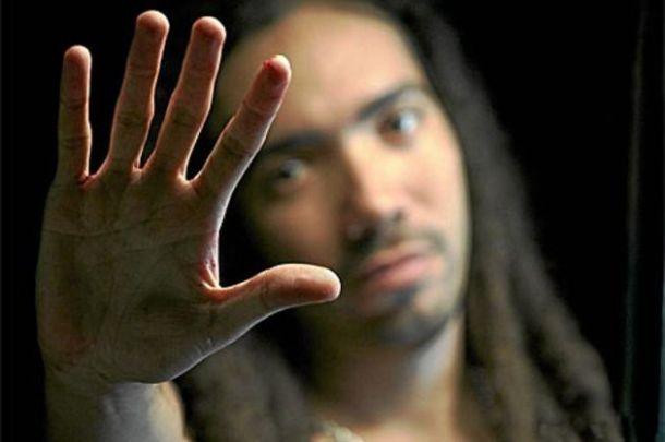 Onechot, chanteur de reggae du Venezuela