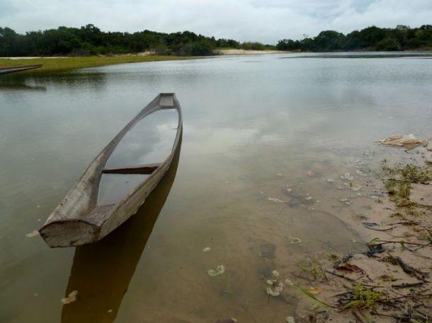 Le Riecito à Boca Tronador