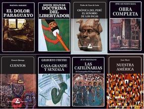 Créez (à l'œil) votre bibliothèque latino-américaine