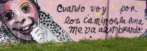 Peinture murale au Venezuela