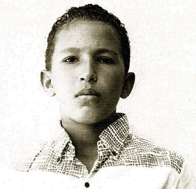 Hugo Chavez el arañero