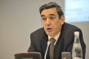 Serge Mostura, directeur du Centre de crise (CDC)