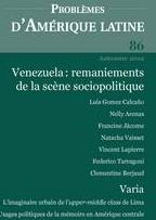 Problèmes d'Amérique latine 86