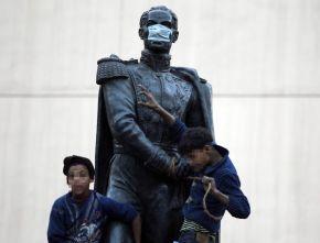 Simón Bolívar au cœur de la révolutionégyptienne