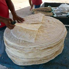 Le <i>casabe</i>, patrimoine culinaireprécolombien