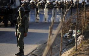 Intervention à la prison d'Uribana (Venezuela)